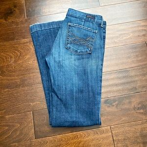 Citizens of Humanity low waist bootcut jeans